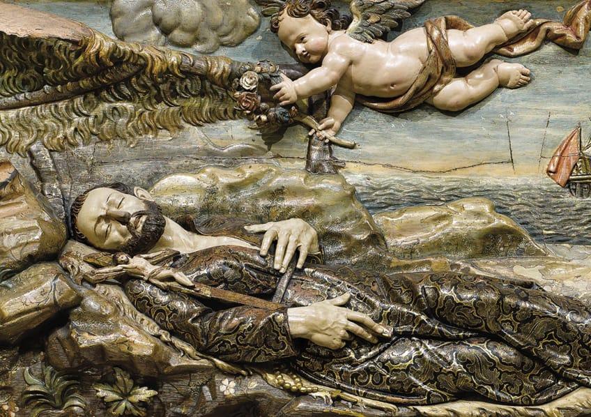 Agonia de Sant Francesc Xavier