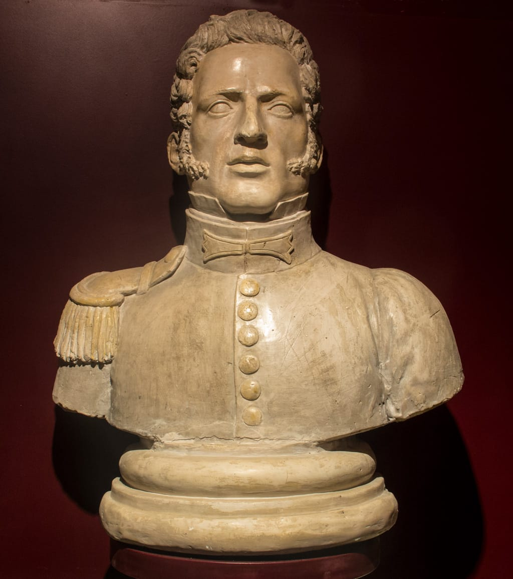 Bust de Ramon Belart